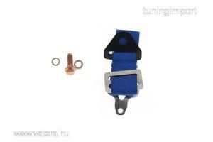 Kiegészítő öv 4pontos biztonsági övhöz - kék