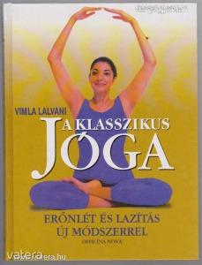 R-Lalvani, Vimla: A klasszikus jóga (*BO)