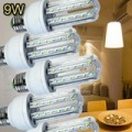 9 wattos LED izzó - 5 db /csomag
