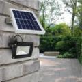 CClamp integrált napelemes LED reflektor távirányítóval 20W - CL-220