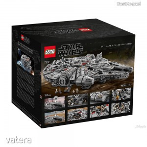 LEGO - LEGO 75192 - Millennium Falcon - UCS (2nd edition) - 378000 Ft Kép