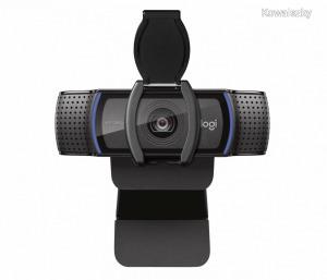 Logitech C920e Webkamera Black 960-001360