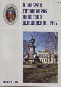 A Magyar Tudományos Akadémia almanachja 1997