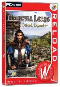 PC  Játék Medieval Lords - Reload
