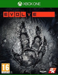 XBOX One Játék Evolve - A