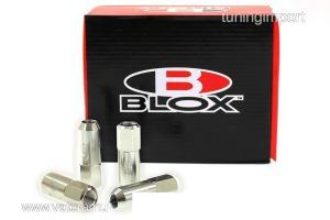 Kerékcsavar Blox Replica 60mm M12x1.25 ezüst