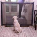 Biztonsági kutyaháló, térelválasztó 180x80cm