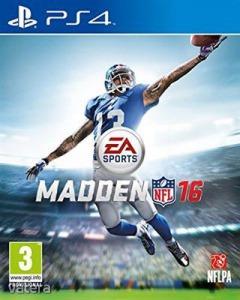 PS4  Játék Madden NFL  16