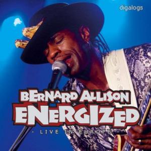 Bernard Allison 2CD Új!