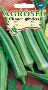 Okra, Clemson Spineless - 5 g