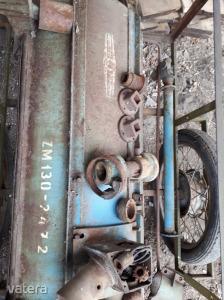 Tz4k traktor seprőhenger