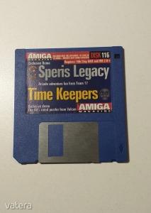 AMIGA Játék Speris Legacy + Time Keepers - DEMO - G