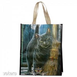 Withes - Black Cat. - Lisa Parker. táska, bevásárló táska