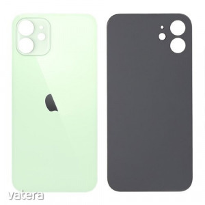 Apple iPhone 12 Mini 2020 (5.4) zöld akkufedél