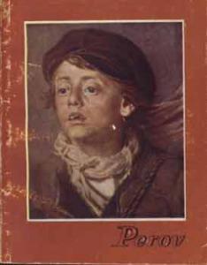 Leonov: Perov (A művészet kiskönyvtára XXX)