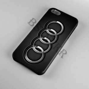 Audi mintás Samsung Galaxy A20E tok hátlap tartó