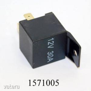 Biztosítéktábla relé 12V 5l füles gyári 30A