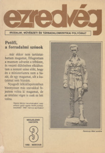 Ezredvég 1992. nárcius
