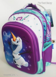 Jégvarázs, Olaf táska, hátizsák 33 cm 3D