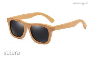 [RAKTÁR] Bambusz napszemüveg - szemüveg