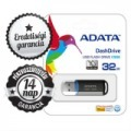 32GB ADATA C906 USB 2.0 PENDRIVE BLACK