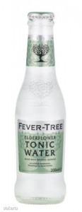 Fever Tree Elderflower Tonic (bodza) 0,2L