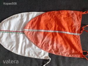 Úttörő őrsi zászló 2 db
