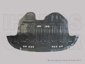 Kia Sportage 2010-2015 - Alsó motorvédő lemez (benzin)