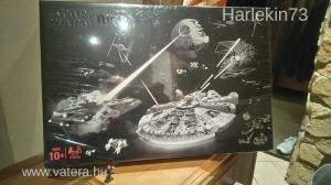 Star Wars Risk (Rizikó) _ Black Edition _ (2014 Hasbro)