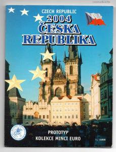 Csehország Euro Forgalmi sor 2004 Próba tervezet