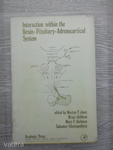 Interaction within the Brain-Pituitary-Adrenocortical System - Mortyn T. Jones, Brian Gillham, Mary