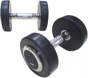 Gumis kézisúlyzó, 30 kg S-SPORT