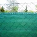 Árnyékoló háló 1,2mx10m HDPE belátásgátló álcaháló