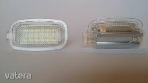 Mercedes Benz fehér SMD LED napellenző mögötti tükör világítás