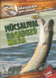 Darabos Tamás Zoltán Műcsalival ragadozó halra (2013)