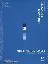Adobe Photoshop CS4  - tanfolyam a könyvben  / +CD (*88)