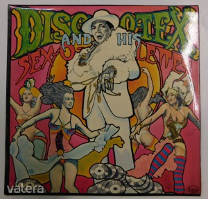 Disco Tex and The Sex - O - Lettes review LP (VG+/EX) UK