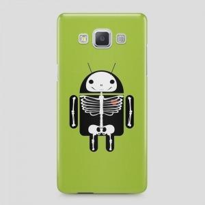 android mintás Samsung Galaxy A3 (2015) tok