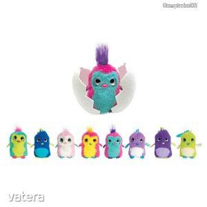 Hatchimals mini plüss tojásban (8cm)