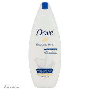 "Krémtusfürdő, 250 ml, DOVE ""Deeply Nourishing"""