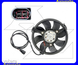 AUDI  A6  C5  1997.04-2001.05  /4B/  Hűtőventilátor  komplett    1.8,  2.4,  2.7T,  2.8,  1.9-2.5TDI