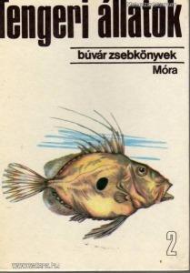 Búvár zsebkönyvek-Tengeri állatok 2.