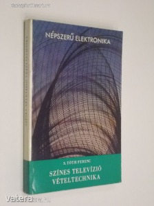 S. Tóth Ferenc: Színes televízió vételtechnika (*811)