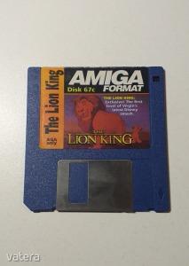 AMIGA Játék The Lion King - DEMO - G