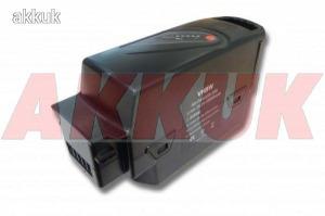 Helyettesítő E-Bike akku Panasonic Flyer sorozat Li-Ion, 26V, 20.8AH