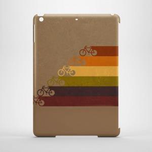 bicikli kerékpár mintás iPad Air tok hátlap