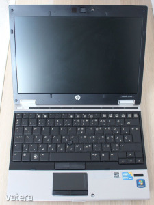 HP Elitebook 2540p laptop - 1 hó gari - i5 540M / 4GB RAM / 320 GB HDD / HSPA / magyar / Windows 10