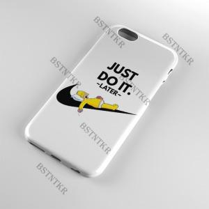 Nike mintás Huawei P8 tok hátlap tartó