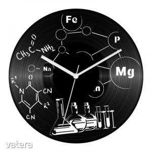 Kémia tanár bakelit óra