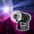 Mini LED partyfény / automata, hangérzékelős
